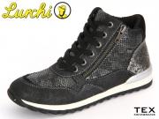 Lurchi Julie 33-15802-21 black Suede PU