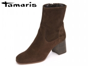 Tamaris 1-25478-37-438 chocolate Leder