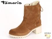 Tamaris 1-26066-37-310 camel Leder Textil