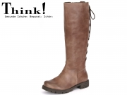 Think! BRACCA 87069-22 kred Soft Calf