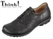 Think! Kong 88654-00 schwarz Capra Rustico