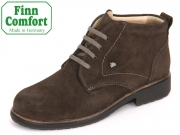 Finn Comfort Cranston 02232-427388 darkgrey Velour