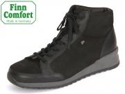 Finn Comfort Linares 02366-900119 schwarz Nappaseda Nubuk