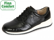 Finn Comfort Sidonia 02364-022099 schwarz Knautschlack