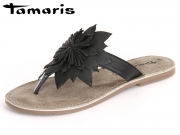 Tamaris 1-27143-36-001 black Leather
