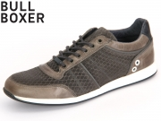 Bullboxer 132 K2 3768Y MSGNSU grey Leder