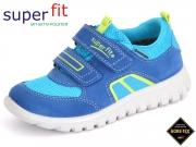 SuperFit 0-00190-85 bluet kombi Velour Textil