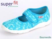 SuperFit 0-00283-91 türkis kombi Textil