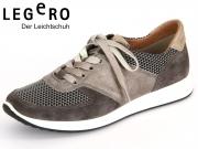 Legero AMATO 0-00880-88 ematite Velour Textil