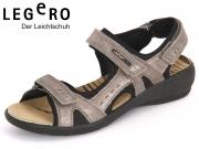 Legero 0-00729-39 taupe kombi Velour