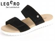 Legero 0-00705-00 schwarz Velour