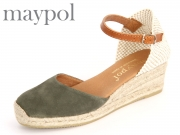 Maypol Macaret-N ante khaki Nubuk