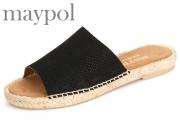 Maypol Mali PF peij black Nubuk