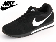 NIKE MD Runner 2 749794- black white anthracite
