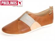 Pikolinos Calabria 917-3625 brandy sand Leder