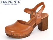 Ten Points 343 001-319 cognac Leather