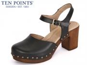 Ten Points 343 001-101 black Leather