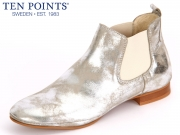 Ten Points Toulouse 233 008-214 silver Leather