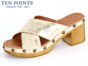 Ten Points 343 015-613 silver Leather