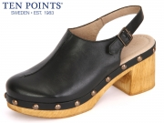 Ten Points 343 016-101 black Leather