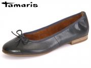Tamaris 1-22116-28-802 denim Leder