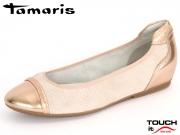 Tamaris 1-22119-28-596 rose combi Synthetik