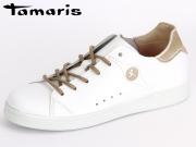 Tamaris 1-23629-28-117 white Leather