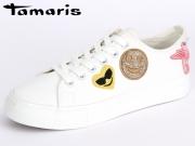 Tamaris 1-23633-28-100 white Textil