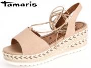 Tamaris 1-28330-28-521 rose Leder