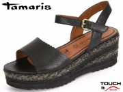 Tamaris 1-28370-28-001 black Leder