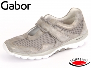 Gabor Rolling soft 66.961-93 taupe Mesh Caruso Metallic