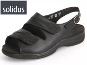 Solidus Moni 019 74019-00196 schwarz Vitello-Glamour