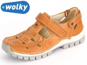 Wolky Move 4703 335 amber Tucano Leather