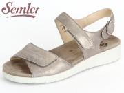 Semler Dunja D4045-031-028 panna Metall Velour