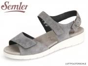 Semler Dunja D4045-042-071 jeans Samt Chevro