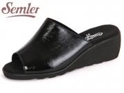 Semler Inka I1023-051-001 schwarz Knautschlack