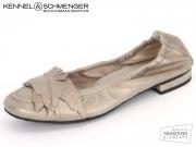 Kennel & Schmenger Malu 51 91320.435 pewter crystal- silk Laos Metal