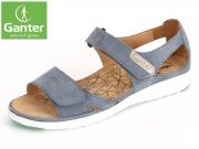 Ganter Gina 20 0142-3468 jeans Softnubuk Calf