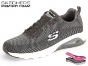 Skechers 51490-CHAR charcoal Mesh Trim