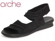 Arche Aureno Aureno black Calf Nubuck