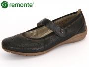 Remonte D4631-01 schwarz Cristallin