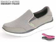 Skechers Equalizer 51361-GRY grey
