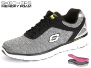 Skechers Synergy 51189-LGBK light grey black Textil