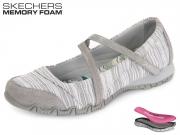 Skechers Bikers 49343-GRY grey Textil