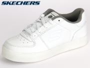 Skechers Energy Lights 90601L-WHT white Textil