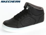 Skechers Energy Lights 90600I-BLK black Textil