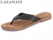 Lazamani 75.336 black Leder