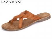 Lazamani 75.283 tan Leder