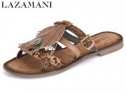 Lazamani 75.329 brown Leder