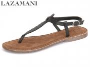 Lazamani 75.382 black Leder
